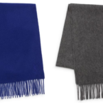 Yves Saint Laurent Wool & Cashmere Scarf For Just $44.99 – $52.49!