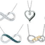 Zales: Diamond Accent Pendant Sterling Silver Necklaces On Sale For Only $29.99 – $49.99 w/ Free Shipping!