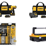 Dewalt 20V MAX Cordless Lithium-Ion Compact Drill Driver Kits On Sale For Only $89 w/ Free Shipping!