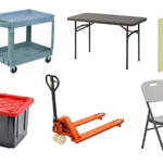 Today Only: Up to 50% Off Shelving, Folding Tables, Folding Chairs, Furniture, Pallet Truck & More!