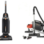 Hoover Lightweight Commercial Canister Vacuum & Hoover Commercial TaskVac Upright Vacuum On Sale