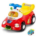 VTech Go! Go! Smart Wheels Launch and Go Ride On Just $20.98!