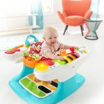 Fisher-Price 4-in-1 Step 'n Play Piano Only $50.30 Shipped After $40 Price Drop!