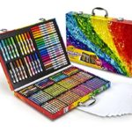 Crayola Inspiration Art Case: Art Tools, 140 Pieces, Crayons, Colored Pencils, Washable Markers, Paper, Portable Storage For Just $14.97