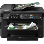 Epson WorkForce WF-7620 Wireless Color All-in-One Inkjet Printer with Scanner and Copier For $149.99 w/ Free Shipping