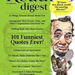 Get A 4 Month Subscription To Reader's Digest For Just 25¢ Per Issue