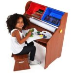 Tot Tutors Focus Wood Art Activity Desk Just $39.99 w/ Free Shipping