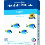 750 Sheets of Hammermill Copy Paper Just $2.36!