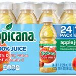 Case of 24 Bottles of Tropicana Apple Juice Only $8.43 – $9.73 + Free Shipping!