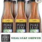 Pack of 12 Pure Leaf Real brewed Lemon Sweetened Iced Tea, 18.5 Ounce Bottles Only $8.47 – $9.46 + Free Shipping!