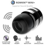 Today Only: Rowkin Mini Plus+ Samllest Cordless Wireless Headphone Just $39.99!