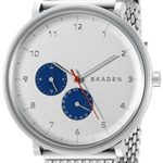 Skagen Men's Hald Stainless Steel Mesh Watch Only $89.99 w/ Free Shipping!