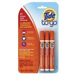 Tide To Go Instant Stain Remover Liquid Pen, 3 Count Just $3.34 – $3.94 + Free Shipping!