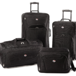 American Tourister Fieldbrook II 4 Piece Luggage Set Only $53.46