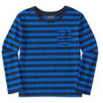 Ralph Lauren Striped Jersey Long-Sleeve Tee Just $9.99