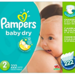 Roundup of Deals on Pampers Baby Diapers!