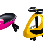 Lil' Rider Wiggle Ride-On Cars For Only $24.99!