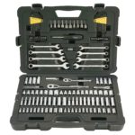 Stanley 145-Piece Mechanics Tool Set For Only $42.46