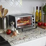 Proctor Silex Modern Toaster Oven For Just $19.99