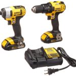 DEWALT 20-Volt Max Li-Ion 1.5 Ah Compact Drill and Impact Driver Combo Kit Just $179.99 Shipped