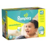 Pampers Swaddlers Diapers Size 4, 164 Count For Just $24.12 Shipped For Amazon Family Members!
