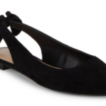 Saks Fifth Avenue Women's Back Tie Flats On Sale For $49.99