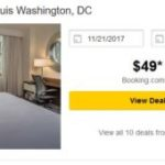 Marriott Marquis Washington, DC For Only $49 – $110 A Night!!