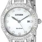 Citizen Eco-Drive Women's 'Silhouette' Quartz Stainless Steel Casual Watch For Just $177 w/ Free Shipping!