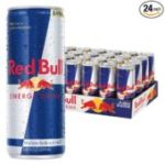 Case of 24 Red Bull Energy Drink, 8.4 Fl Oz Cans For Only $26.89 – $27.49!