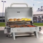 Smoke Hollow Stainless Steel Tabletop Propane Gas Grill Only $58 Shipped!