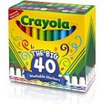 Today Only: Save Up To 40% On Select Crayola Products!