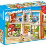Playmobil Furnished Children's Hospital Set For Only $63.99 + Free Shipping! (+ Get Free Gift)
