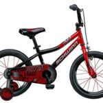 Schwinn Boys 16″ Piston Bicycle with Detachable Training Wheels Only $44.98 Shipped! (Dropped From $89.99)