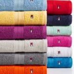 Tommy Hilfiger All American II Cotton Bath Towel Collection On Sale For $2.39 – 4.99!