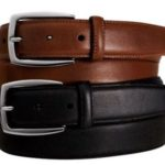 Jos. A. Bank Genuine Italian Leather Belts For Only $9.97 + Free Shipping!