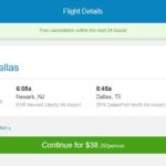 United: Fly Between Newark and Dallas For Just $38 Each Way!