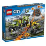 LEGO City Volcano Exploration Base Construction Toy Just $67 w/ Free Shipping