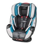 Evenflo Symphony DLX All-In-One Convertible Car Seat Only $117.53 Shipped!