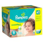 Get A Case Of Pampers Swaddlers Baby Diapers For As Low As $11.77!