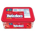 5 Pound Package of TWIZZLERS Strawberry Twists For $9.35 – $10.49 + Free Shipping