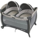 Graco Pack 'n Play Playard with Twins Bassinet For Only $103.35 w/ Free Shipping!