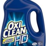 60 Oz Bottle of OxiClean HD Laundry Detergent Just $3.34 – $4.09 + Free Shipping