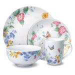 40% Off One Item at The Pfaltzgraff Co. – Annabelle 48 Piece Dinnerware Set Only $107.99 Shipped!