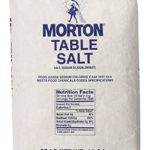 25 Pound Bag of Morton Table Salt Just $5.69!