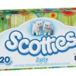 Pack of 18 Boxes of Scotties 2-Ply Facial Tissue Just $18.45 – $21.52 + Free Shipping
