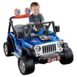 Power Wheels Hot Wheels Jeep Wrangler For Only $167 Shipped!