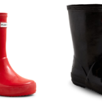Hunter Unisex Kids First Gloss Rain Boots Just $30.94 + Free Shipping!