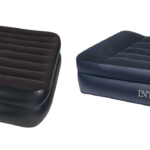 Today Only: Intex Pillow Rest Raised Airbed with Built-in Pillow and Electric Pump On Sale From $21.99