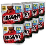 16XL Rolls of Brawny Pick-a-Size Paper Towels Just $20.99 – $23.98 + Free Shipping