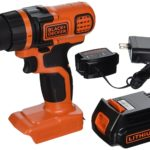 Today Only: BLACK+DECKER 20-Volt MAX Lithium-Ion Cordless Drill/Driver Just $34.49 w/ Free Shipping